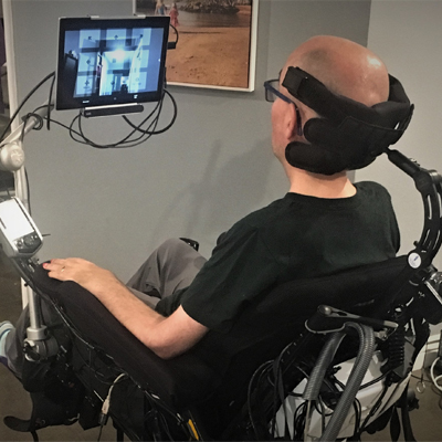 Independence Drive: Eye Tracking Control System for Power Wheelchairs