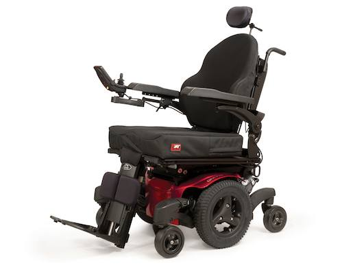 Complex Power Tilt Wheelchairs