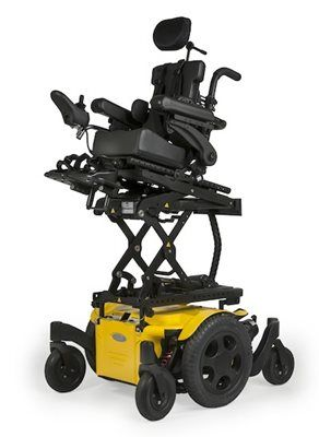 Power Seat Elevator Wheelchairs