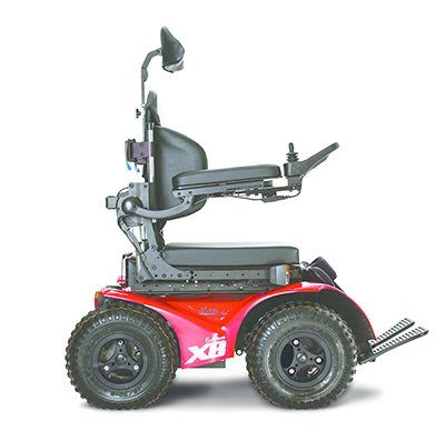 All-Terrain Wheelchairs
