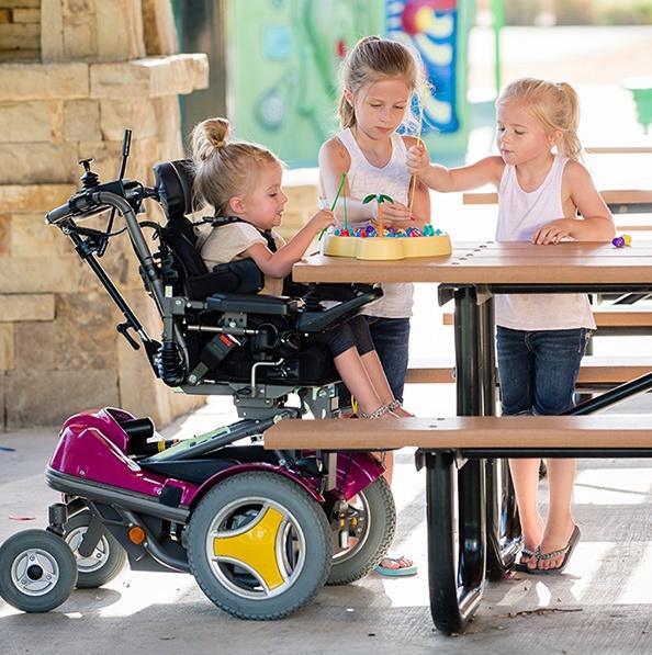 Complex Power-Tilt Wheelchairs - Pediatric Power Wheelchairs  Numotion