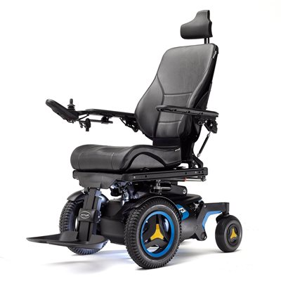 Complex Power Wheelchairs