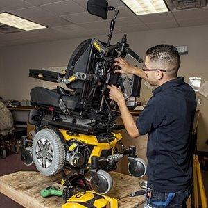 Service & Repair - Wheelchair & Mobility Equipment | Numotion